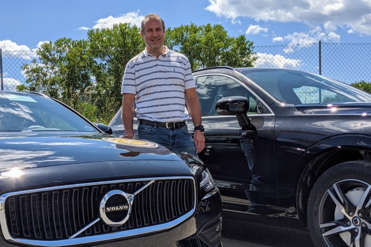 Volvo Plug-in Hybrid Testwochen bei Motor Mayerhof in ...
